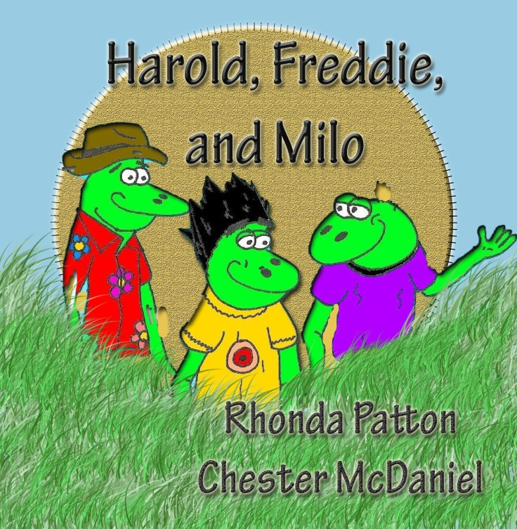 Harold, Freddie, and Milo has a new look.